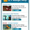 Weekly Badge Tips 3/14 – 3/20