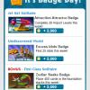 Weekly Badge Tips 3/21 – 3/27