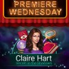 Badge with Claire Hart 2's Premiere Wednesday Challenge