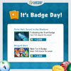 Weekly Badge Tips 4/25 – 5/1