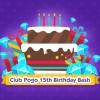 Come Celebrate Club Pogo's 15th Birthday!
