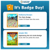 Badge Tips 10/10 – 10/16