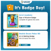 Badge Tips 10/17 – 10/23