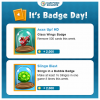 Badge Tips 1/2 – 1/8