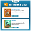 Badge Tips 1/9 – 1/15
