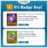 Badge Tips 1/16 – 1/22