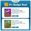 Badge Tips 1/23 – 1/29