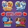 Save 25% on Select Power-Ups, Now through Sunday