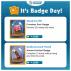 Badge Tips 2/27 – 3/5