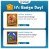 Badge Tips 3/6 – 3/12