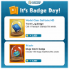 Badge Tips 3/20 – 3/26
