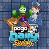 Puzzle It out in New Pogo Daily Sudoku