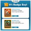 Badge Tips 4/3 – 4/9