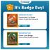 Badge Tips 4/3 – 4/9