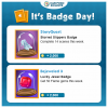 Badge Tips 4/17 – 4/23
