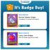 Badge Tips 4/17 – 4/23