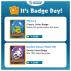 Badge Tips 4/24 – 4/30