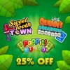 Save 25% on Select Game Power-Ups, Now through April 24th