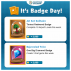 Badge Tips 6/5 – 6/11