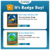 Badge Tips 7/17 – 7/23
