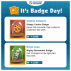 Badge Tips 7/24 – 7/30