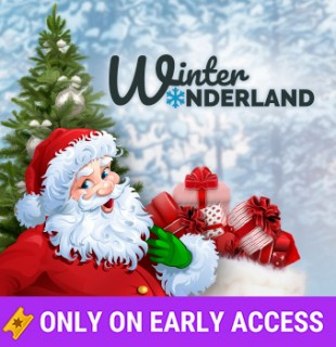 New on Early Access: Play Winter Wonderland