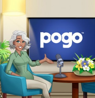 Get to Know Joyce, Pogo Player Extraordinaire